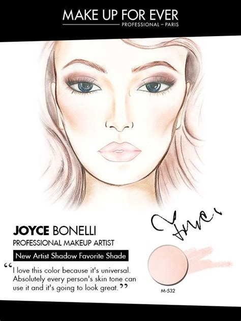 Make Up Joice Ananta 10 Best Images About Charts On Eyebrows