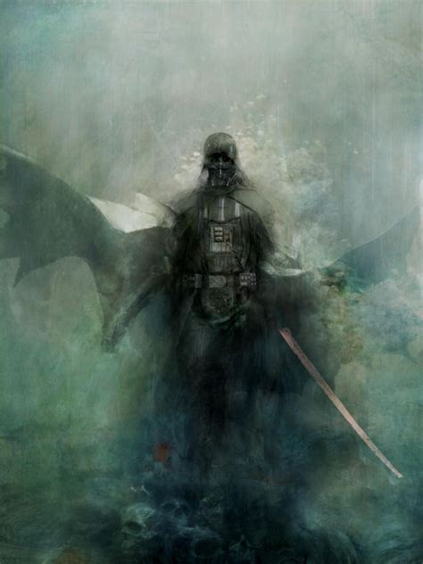 star wars fan art beautifully dark star wars fan art by studio ronin