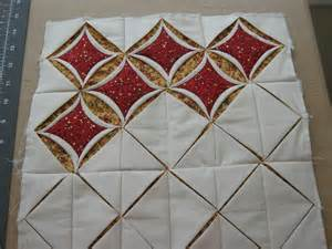 quilt times cathedral windows