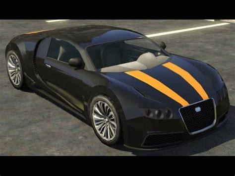 bugatti adder gta v adder localizaci 243 n bugatti veyron