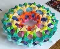Complex Modular Origami - modular origami