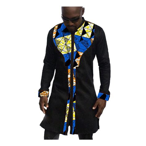 Handmade Dress Shirts - mens shirts custom fashion dashiki sleeve