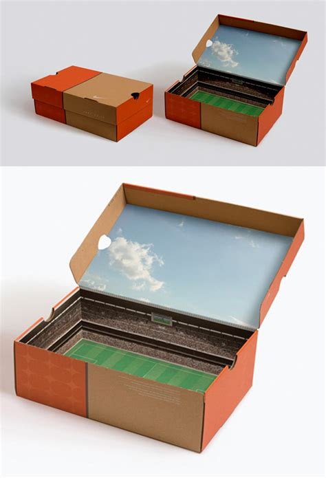 How To Make A Shoe Box Out Of Paper - cool packaging designs of shoes graphicloads