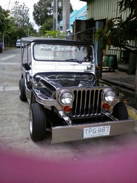 Owner Type Jeep Automatic Owner Type Jeep Fpj Stainless For Sale Philippines