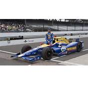 Alexander Rossi Qualifies P11 &amp Top Rookie For Historic 100th Running