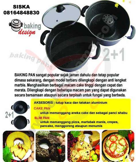 Sico Grand Energy solusi baking pan