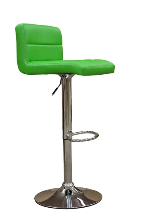 Greenish Yellow Stool by Nifty Bar Stool Green