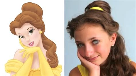 belle hairstyle beauty and the beast belle s hairstyle tutorial