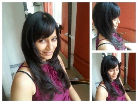indian hairstyles bangs 76 best images about indian hairstyles on pinterest