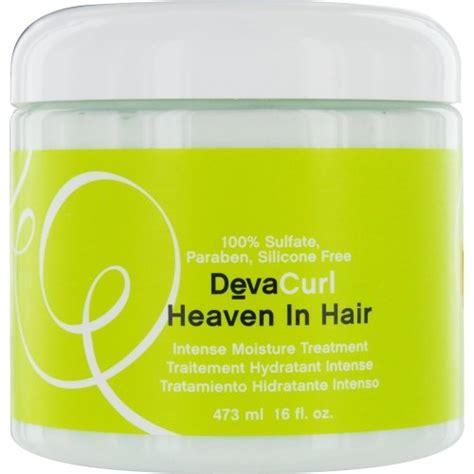 devacurl new treatment masks for all curl kind deva heaven in hair intense moisture treatment 16 ounce