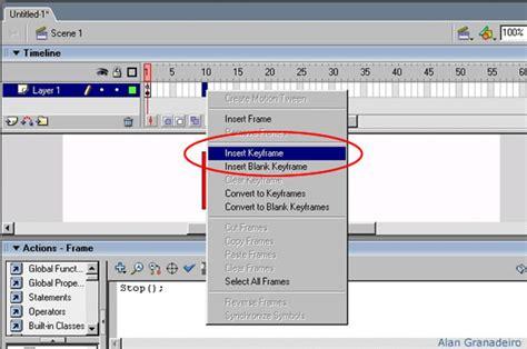 tutorial flash intro adobe flash tudo come 231 a num simples actionscript curso
