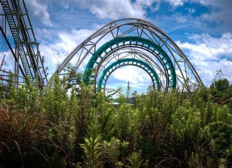 dreamland japan nara dreamland abandoned theme park in japan 52 pics