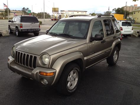 2003 jeep liberty limited 2003 jeep liberty limited 4dr suv in fort myers lehigh
