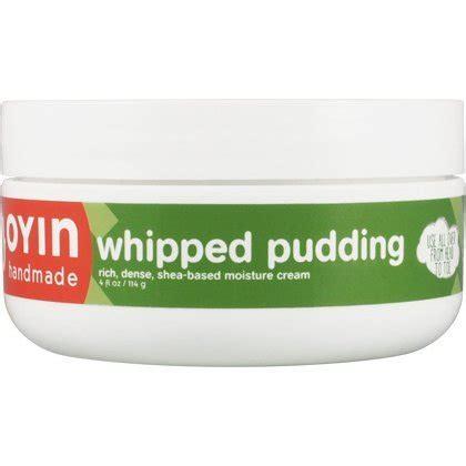 Oyin Handmade Pudding - oyin handmade pudding 4 oz naturallycurly