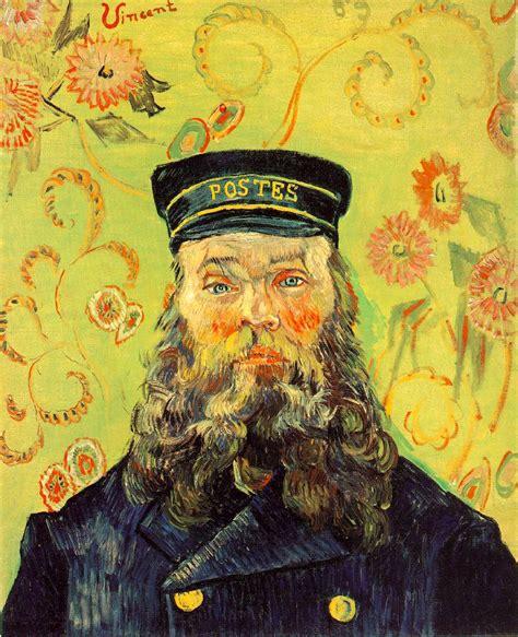 the vincent van gogh 030022284x van gogh portrait of the postman joseph roulin oil