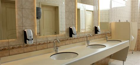 using public bathrooms waxie blog
