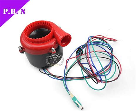 Turbo Sound Electric Turbo Sound Electric Berkualitas universal electric turbo valve turbo sound