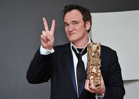Quentin Tarantino Film Awards   quentin tarantino pictures awards room cesar film