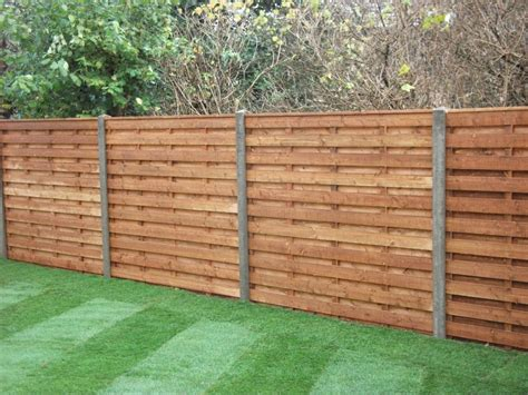 Privacy Fence Plans by We Plenty Of Wood Fence Styles From Wood Fences From