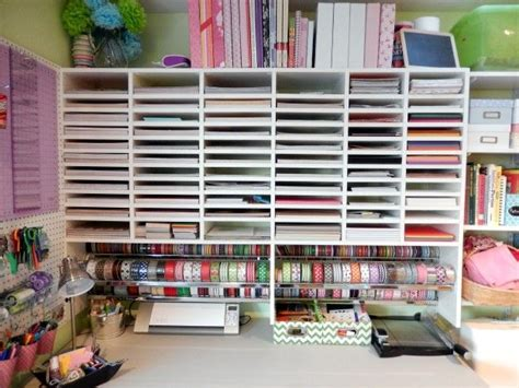 Craft Room Paper Storage - craft room paper storage craft room ideas