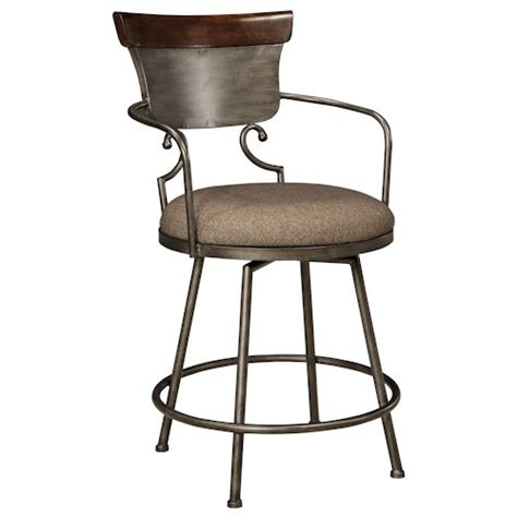 Royal Furniture Bar Stools by Signature Design By Moriann Barstool Set Of Two