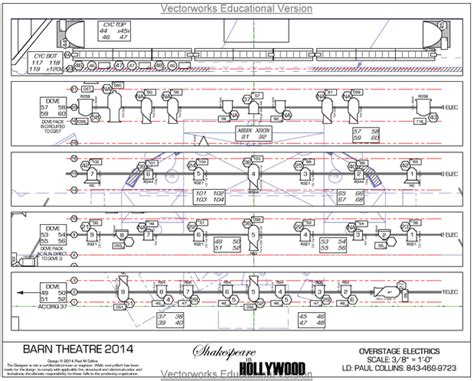 magic layout exles magic sheets theatre 476 stage lighting
