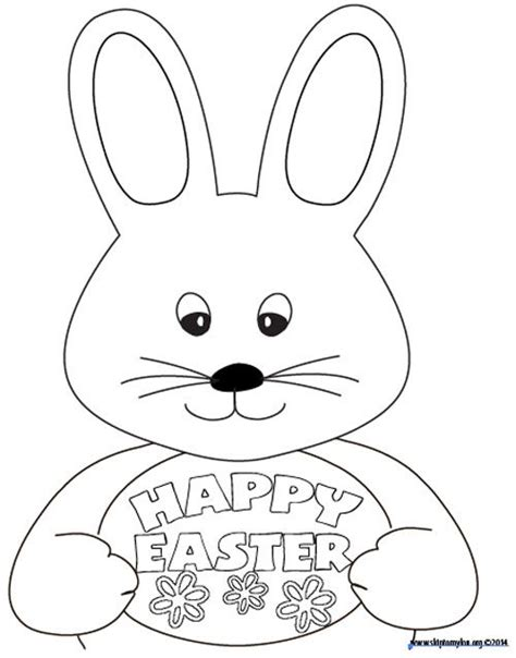 free printable easter coloring pages crafts printable easter coloring page easter bunny craft