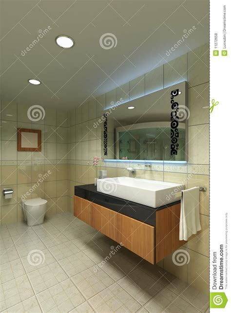 modern washroom modern washroom royalty free stock photos image 11272658