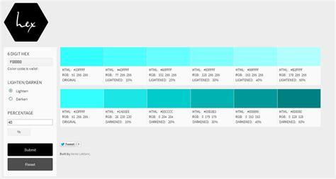 hex color tool hex color tool c 243 digo fonte