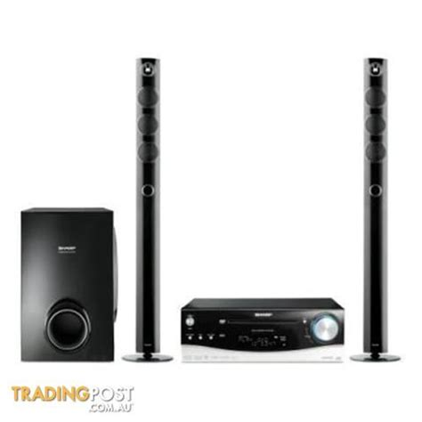 Home Theater Sharp Second sharp htdv50h home theatre audio system ex demo for sale in prospect sa sharp htdv50h home