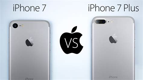 iphone 7 vs iphone 7 plus major differences your iphone guide