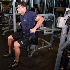 workout bench alternative dips chest version exercise guide and video