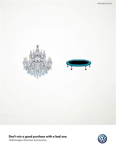 Volkswagen Genuine Accessories Chandelier Gute Werbung