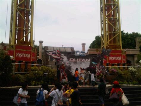 theme park jakarta enjoy these new rare attractions at dufan theme park