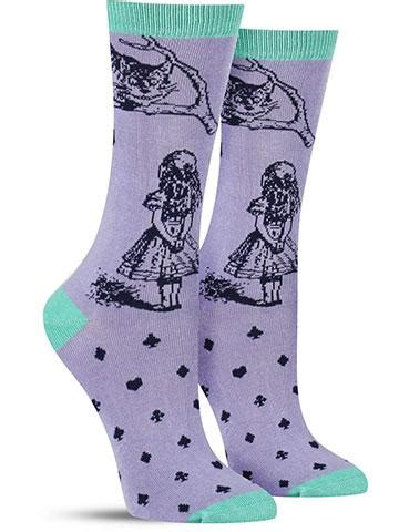 sock drawer relax cat cheshire cat cool bamboo socks for
