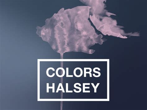 colors halsey shared by dulce colors by lindsay amoroso dribbble