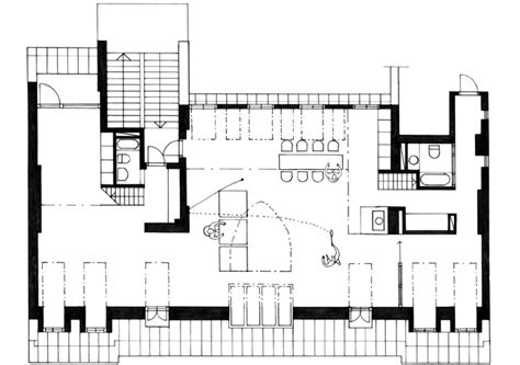 floor plan scale 1 100 carouschka streijffert interior architecture