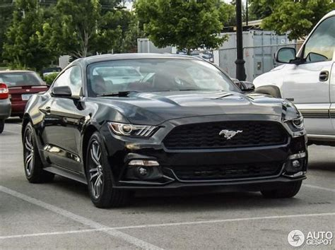 2015 ford mustang dark grey 2015 ford mustang gt spotted in a parking lot ford