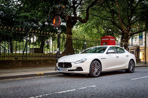 maserati ghibli white driven maserati ghibli s review