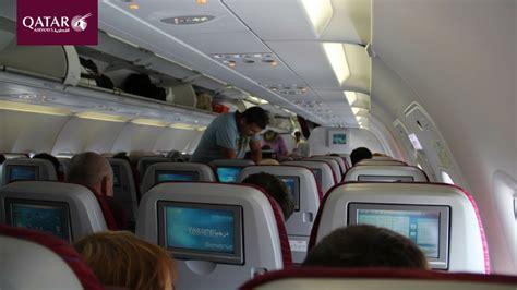 qatar airways  dubai  doha  economy class review youtube