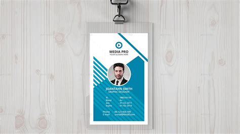 design id card umroh how to design company id card photoshop tutorial youtube