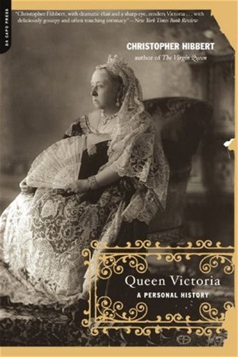 biography queen victoria book queen victoria a personal history by christopher hibbert