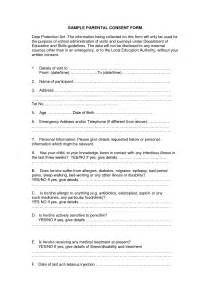 best photos of exles of permission forms