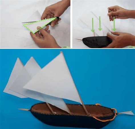 como elaborar un barco de material reciclabe 191 c 243 mo hacer un barco de cart 243 n 161 aumenta la felicidad de