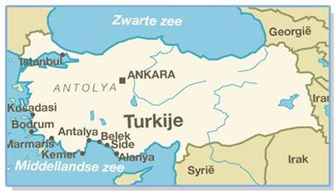 de ideale vakantie badplaatsen  turkije