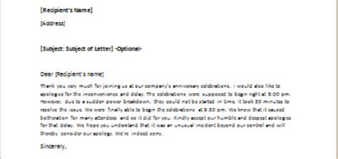 Apology Letter Beginning Apology Letter For Passive Aggressive Behavior Writeletter2