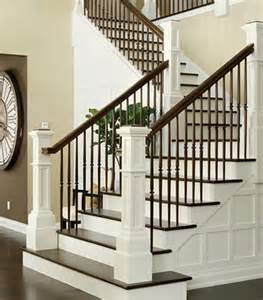 Banister And Baluster Staircase Pictures From Stairspictures Com