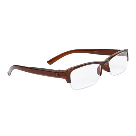 new womens semi rimless reading glasses 1 0 1 25 1 5 1 75