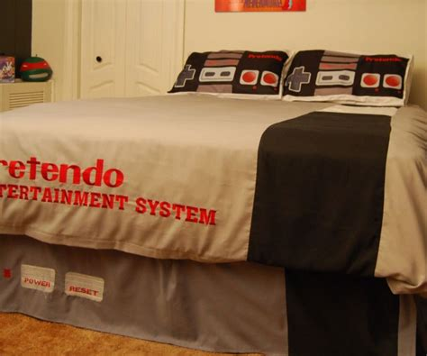 nintendo bedding need help finding nes bed set