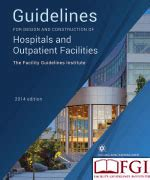 design guidelines for hospitals pdf aha online store